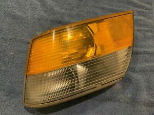 88 - 94 Classic SAAB 900 Driver Side Left Corner Light Turn Signal Assembly