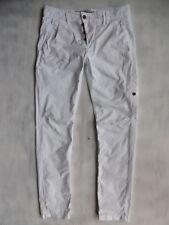 Drykorn slim Boyfriend stretch Jeans Hose weiß Gr 36 W28/L34 1AZust. $587