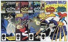 Strange Tales #1 - 19  Complete Set  avg. NM 9.4  Dr. Strange  Marvel  1987