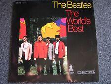 The Beatles-The World´s Best LP-1981 Germany-Club Sonderauflage-EMI Odeon-274084