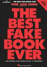The Best Fake Book Ever: For Keyboard, Vocal, Guitar, and All C Instruments