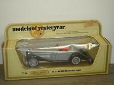 1937 Mercedes 540K - Matchbox Models of Yesteryear Y-20 - 1:43 in Box *39969