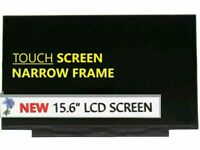 """NT156WHM-T03 V8.0 HP 15-DW0038WM 15.6"""" LCD Touch Screen Digitizer Assembly"""