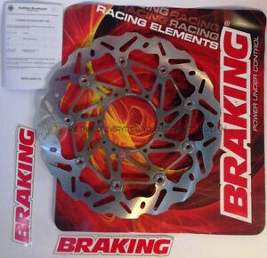 BETA RR 4T ENDURO 520 2010 2011 OVERSIZED FRONT BRAKE DISC ROTOR WAVE Ø320