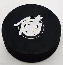 Torey Krug Boston Bruins Signed Hockey Logo Puck LOM COA (PK201)