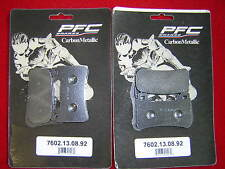 Honda CBR1000 RR 04-11 Front RACE '13' Brake Pad set. Performance Friction. New