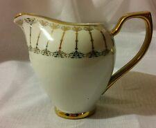 Nwd nicole miller ivory gold porcelain  creamer