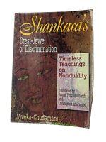 Shankara's Crest-Jewel of Discrimination Timeless Teachings on Nonduality
