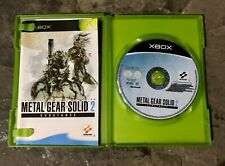 Metal Gear Solid 2 Substance (xBox)