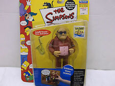NEW Bleeding Gums Murphy Playmates Toys The Simpsons Series 6 Action Figure WOS