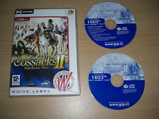 COSSACKS II 2 NAPOLEONIC WARS Pc Cd Rom WL - FAST DISPATCH