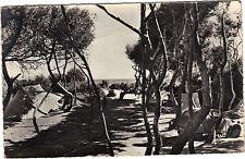83 - cpsm - Presqu'ile de GIENS - LA CAPTE - Le camping