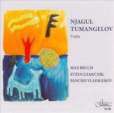 Bruch, Zamecnik- Solo Violin, New Music