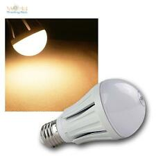 LED-Glühlampe E27 G50 SMD warmweiß 490lm, Glühbirne E 27 Leuchtmittel 230V Birne