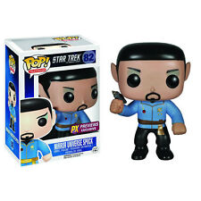 Star Trek Espejo Universo Spock Figura De Vinilo De Televisión Nuevos Funko Px Exclusivo