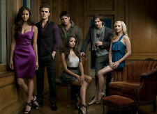 Vampire Diaries Cast TV SHOW 8x10 Photo