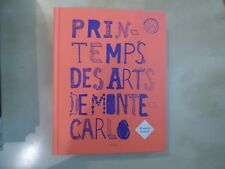 Printemps des Arts de Monte-Carlo, 2014, TBE, 8 CD. MUSIQUE, OPERA, JAZZ, CINEMA