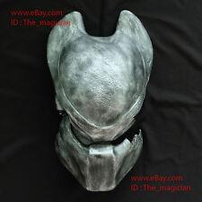 1:1 Movie Prop Replica Halloween Costume Predator Helmet Broken Bio Mask PD27