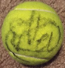 ANGELIQUE KERBER SIGNED TENNIS BALL Wimbledon ~AUTHENTIC (COA & HOLO)