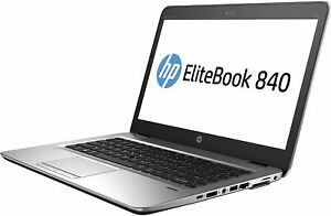 HP Elitebook 840 G3 Laptop | Intel i5-6300U 2.4GHz | Win 10 | 16GB RAM 256GB SSD