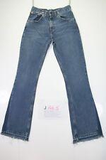 Levi's 525 bootcut Cod.J863 Taille 42 W28 L34 jeans d'occassion vintage femmes