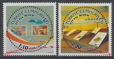 TURKEY 2013, PTT STAMP MUSEUM OF COLLECTIONS THAT WITNESS HISTORY ( BUILD ) MNH