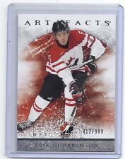 12-13 2012-13 ARTIFACTS ERIK GUDBRANSON TEAM CANADA BASE /999 138 PANTHERS