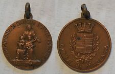 medaglia donatori di sangue AVIS magenta 1964