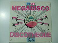 The Softones,Julio Iglesias,G.Fenati-Disco Mix 45 Giri PROMO Compilation Vinile