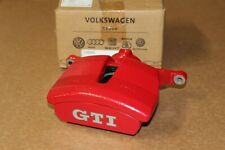 VW Golf Mk7 GTI RED Right Front Brake Caliper 5G0615124A New Genuine part
