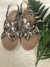 Tommy Bahama Relaxology Iolana Sandals Women Size8