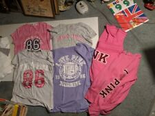 "Small Medium Large NEW Victoria/'s Secret PINK  /""86/"" Galaxy Celestial Tank Top"