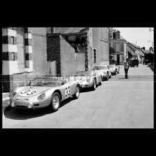 Photo A.013025 PORSCHE 718 RS 356 B 1600 GS CARRERA 24 HEURES LE MANS 1960