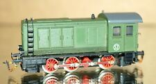BTTB Diesellok V 36 SJ grün