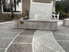 HO KATO 53' Container EMP weathered