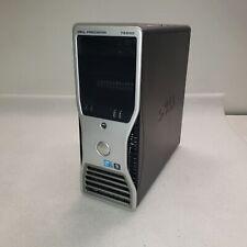 Dell Precision T5500 Workstation X5670 2.93Ghz Hex Core 48GB No HDD / COA / OS