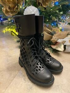 D-TRAP ANKLE BOOT CHRISTIAN DIOR SIZE 5.5