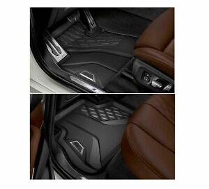ORIGINAL BMW X5 G05 Allwetter Fussmatten Set vorne & hinten 51472458551+552