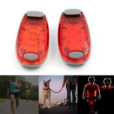 5 LED Light Clip on Running Bike Taillight Cycling Jogging Safety Warning Lamp
