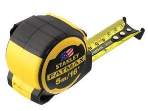 Stanley FatMax Next Generation Tape 5m/16ft Width 32mm STA036317