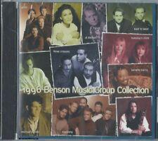 BENSON MUSIC GROUP 1996 COLLECTION - Christian CCM Pop Worship CD