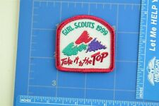 FIFA Women/'s World Cup USA 99 GirlSports Girl Scout Guides Patch Crest Badge