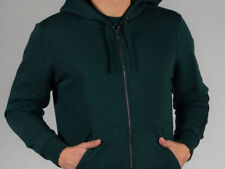 Felpe con cappuccio da uomo verde adidas
