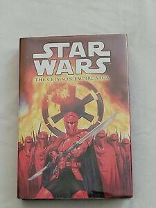 Star Wars: The Crimson Empire Saga BRAND NEW Hardcover Dark Horse Omnibus Rare