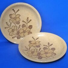 Unboxed Biltons Staffordshire Pottery Dinner Plates