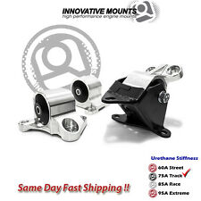 96-00 Civic Billet Mount Kit for B and D Series Engines with HYDRO TRANS. 75A