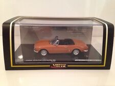 1970 Fiat 124 Spider BS Coral 1:43 Scale Vitesse 24606 New Number 36 of 889 Pcs