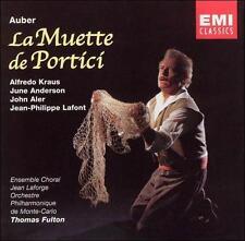 AUBER: LA MUETTE DE PORTICI (NEW CD)