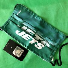 M282 NFL New York Jets FOCO Licenced Face Mask Covering NEW
