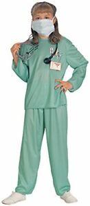 Child's E.R. Doctor Costume